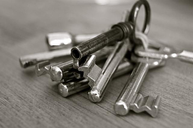 Schlüssel - Weinstock/pixabay.com