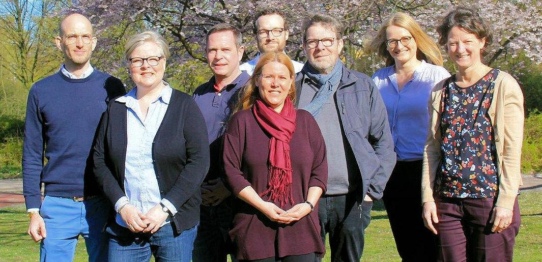 Projektteam Berufliche Hochschule Hamburg
